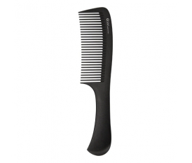 Carbon fiber large comb with handle