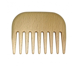 Beech wood comb- small size