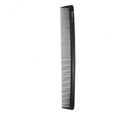 Pettine in fibra di carbonio rado/fitto - piccolo