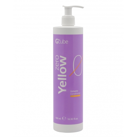 Zero Yellow - Balsamo 500 ml