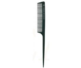 Pettine in fibra di carbonio con coda